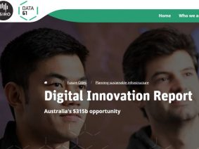 Digital Innovation: Australia's $315b opportunity.