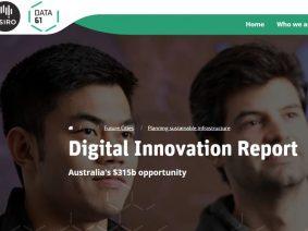 Digital Innovation: Australia's $315b opportunity.