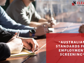 A Guide to Australian Standards for employment screening