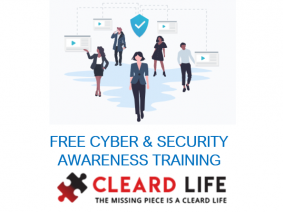 Security Awareness and Cyber Awareness briefings for every candidate