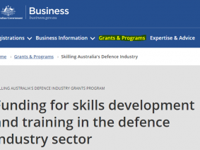 How to Get a $500,000 Government Grant so you can become a Defence Trusted Partner and have a Trusted Workforce